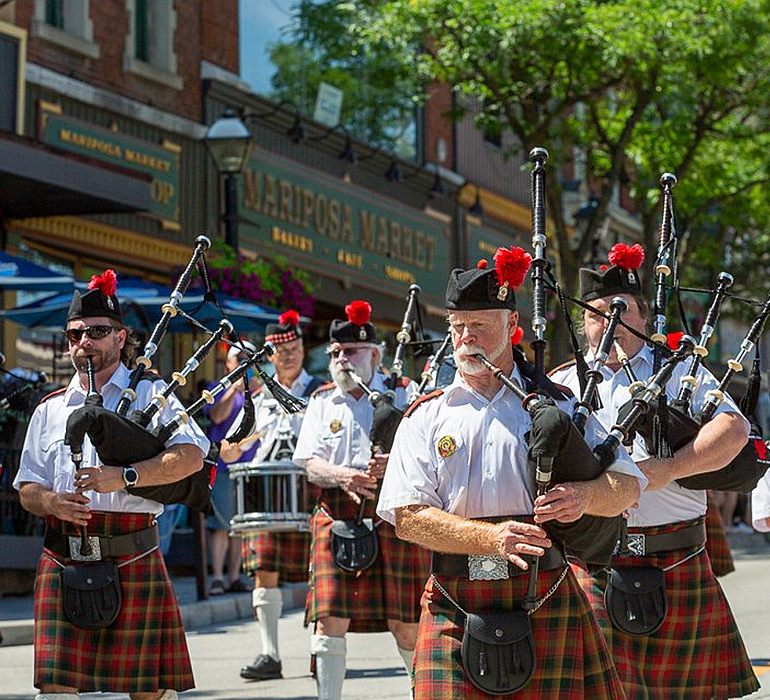 Orillia Scottish Festival